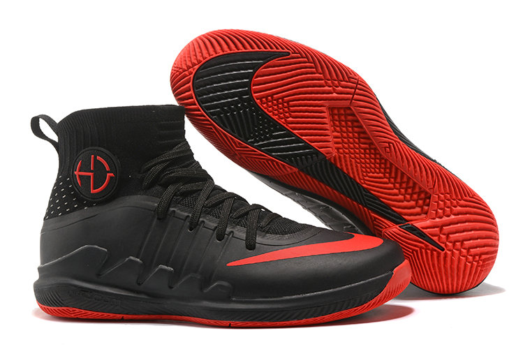Nike Hyperdunks Cheap Wholesale Nike Hyperdunk 2017 TB Red Black