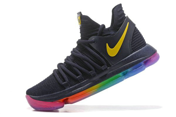 Cheap Wholesale Nike KD 10 Be True Mens Basketball Shoes