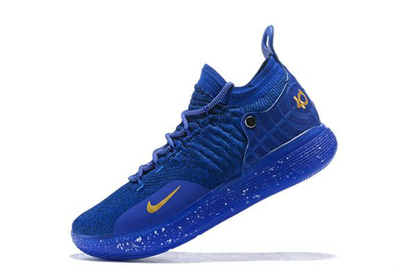 cf204276f61f Cheap Wholesale Nike KD 11 Agimat Philippines Dark Blue Gold For Sale