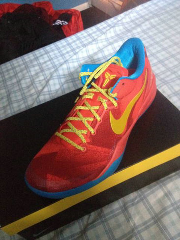 Nike Kobe 8 Year of the Horse Sneaker