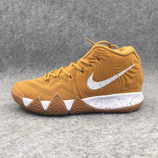 buy popular b93c1 29e7b Cheap Wholesale Nike Kyrie 4 Green Lucky Charms - China ...