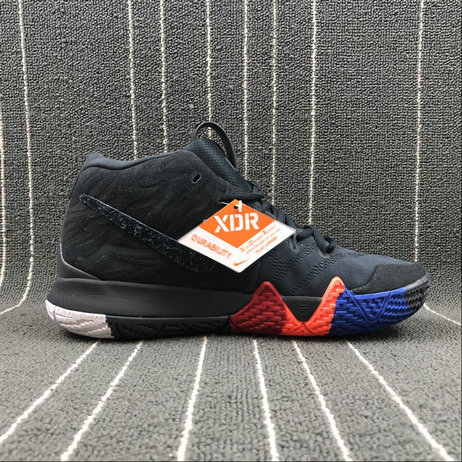 Wholesale Nike Kyrie 4 EP 943807-011 Anthracite Black Noir