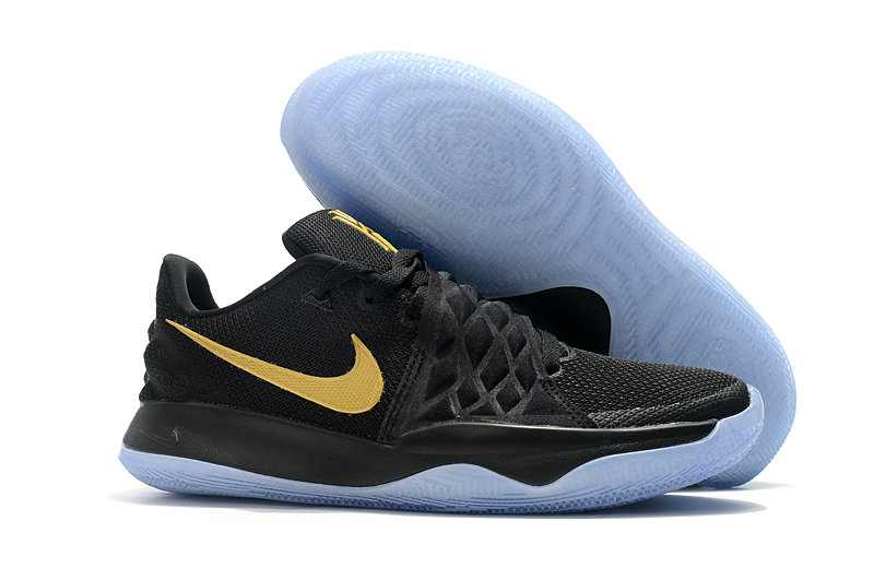 Cheap Wholesale Nike Kyrie Flytrap II Black Gold