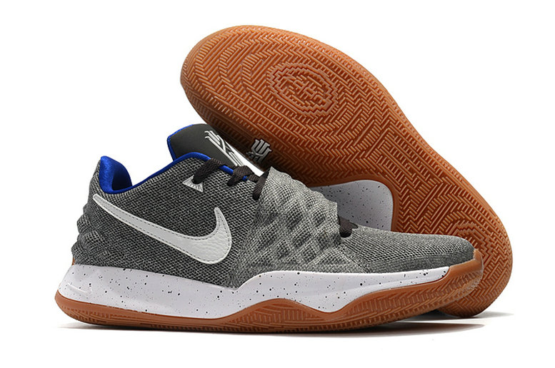 Cheap Wholesale Nike Kyrie Flytrap II Grey White Wheat