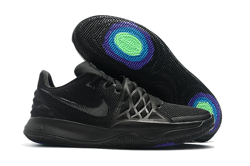 Cheap Wholesale Nike Kyrie Flytrap II Triple Black