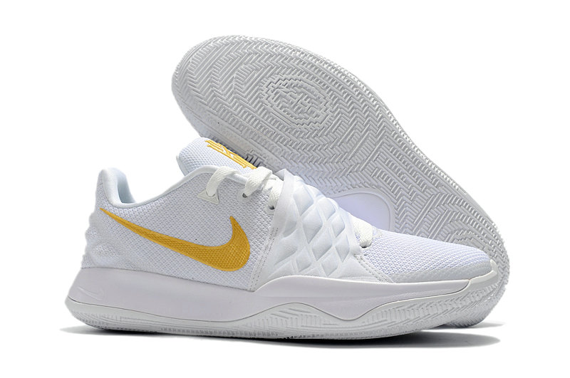 Cheap Wholesale Nike Kyrie Flytrap II White Gold