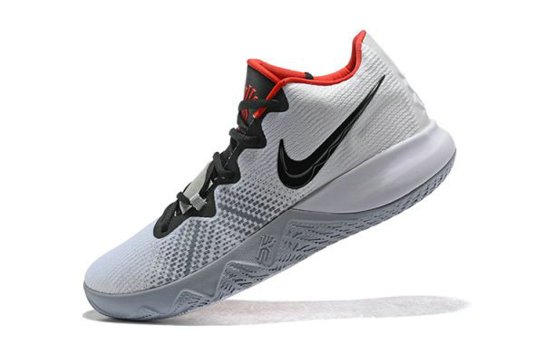 7c5ed715f36 Cheap Wholesale Nike Kyrie Flytrap White Black-University Red Mens Shoes  Free Shipping