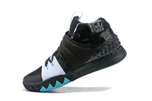 Cheap Wholesale Nike Kyrie S1 Hybrid Opening Night Black White Blue Free Shipping