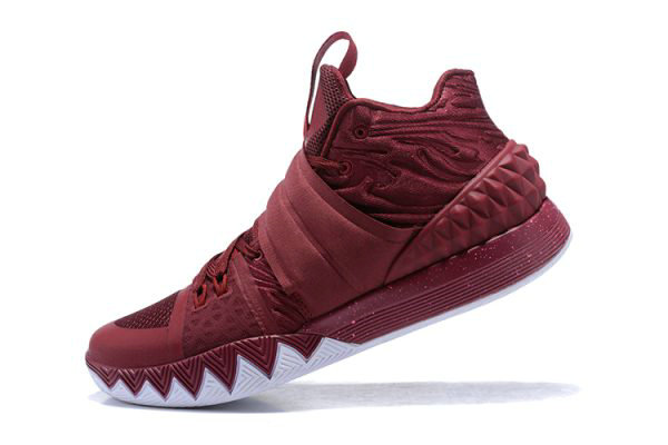 Cheap Wholesale Nike Kyrie S1 Hybrid Wine Red White 2018 For Sale