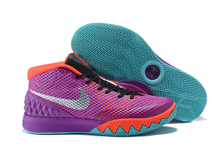 Nike Kyries Cheap Wholesale Nike Kyrie 1 GS Saturdays Official Images Release Date