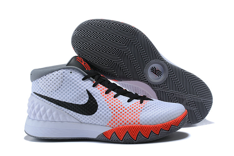 Nike Kyries Cheap Wholesale Nike Kyrie 1 Home Official Images
