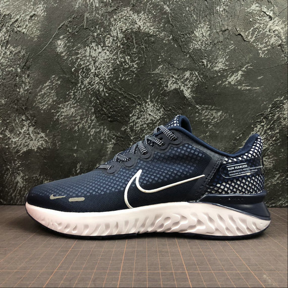 Wholesale Cheap Nike Legend React 3 517762-802 DK.BLUE WHITE