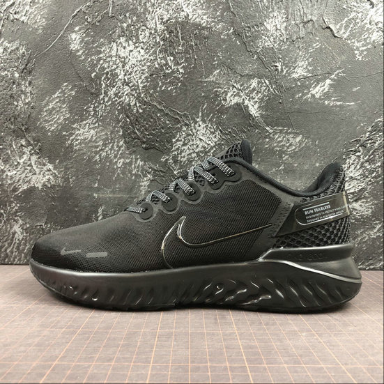 Wholesale Cheap Nike Legend React 3 517762-803 ALL BLACK