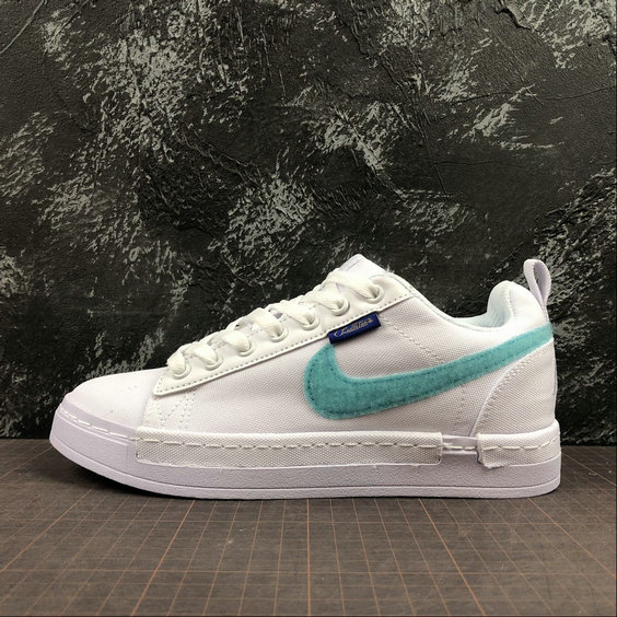 Wholesale Cheap Nike Lunar AIR Force 1 Duckboot Low Womens 805886-111 All White Blanc