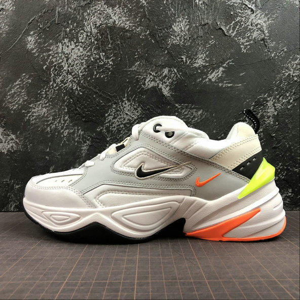 Wholesale Cheap Nike M2K Tekno AV4789-004 Pure Platinum Black Sail White Platine Pur Voile Blanc