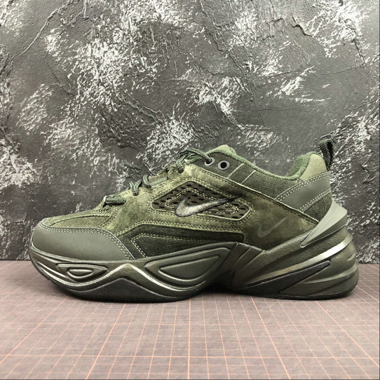 Wholesale Cheap Nike M2K Tekno BV0074-300 Seouoia Black Cargo Khaki