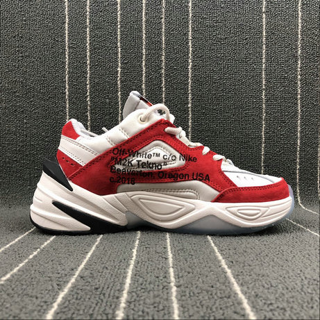 Wholesale Nike M2K Tekno x Off White AO3108-800 Phantome Oli Grey Matte Silver Fantome Griys Petrole
