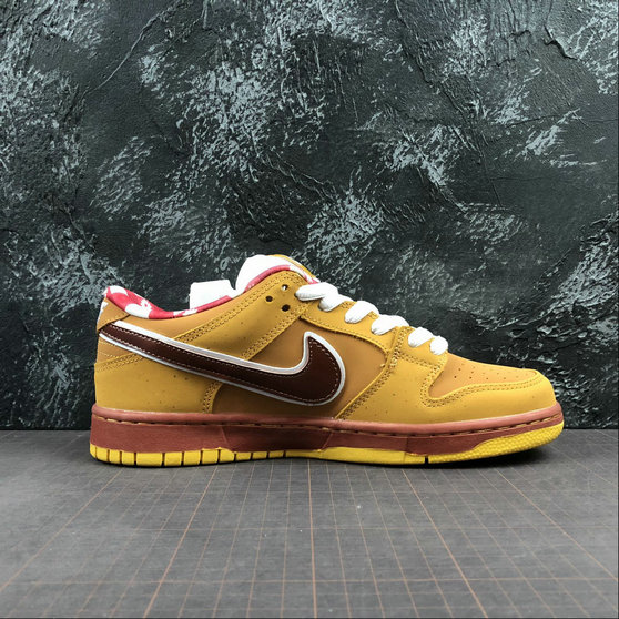 Wholesale Cheap Nike SB Dunk Low PRO OG GS BV1310-566 Voltage Yellow Lobster