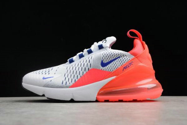 Cheap Wholesale Nike WMNS Air Max 270 Ultramarine White Ultramarine-Solar Red AH6789-101