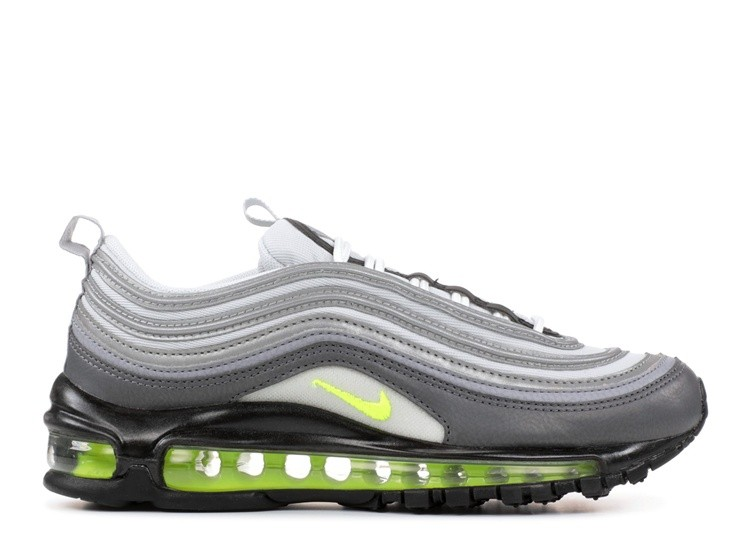 Nike Air Max 97 Butterfly White Black Shoes Best Price 921733 101