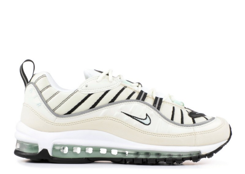 Cheap Wholesale Nike Wmns Air Max 98 Ah6799-105 Sail Igloo Fossil