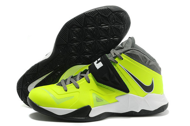 Nike Zoom Soldier VII Cheap Wholesale Black Green White