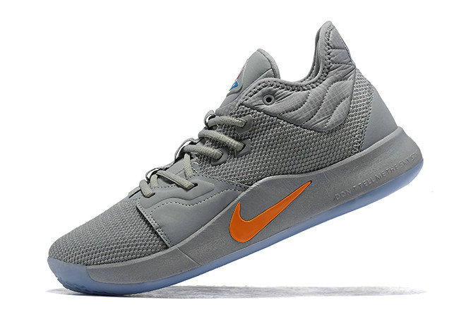 Where To Buy PlayStation x Nike PG 3 Wolf Grey Multi-Color For Sale