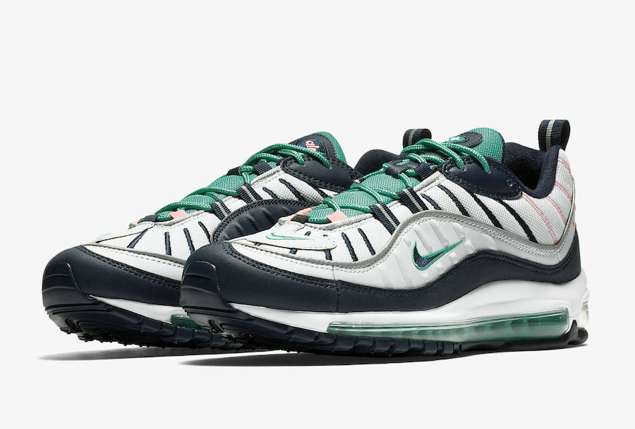 Wholesale Cheap South Beach Nike Air Max 98 Ready To Release