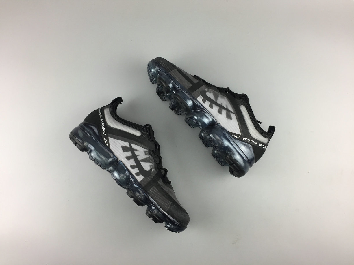 Cheap Wholesale WMNS Nike Air Max 2019 x VaporMax AR6631-004 Grey Black