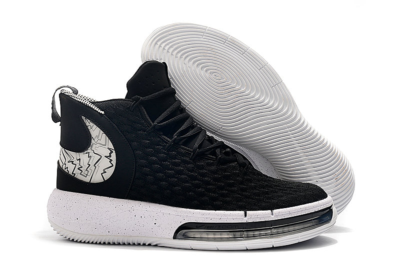 Where To Buy Wholesale 2019 Cheap Nike AlphaDunk Black White