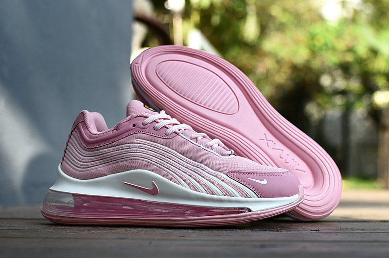Where To Buy Wholesale 2019 Womens Cheap Nike Air Max 720 Pink White
