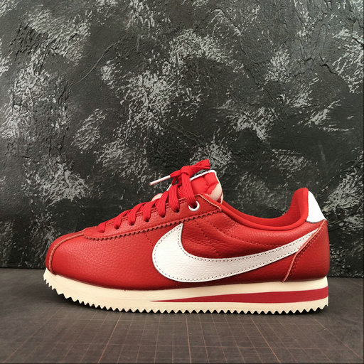 Where To Buy Wholesale 2019 Womens Cheap Stranger Things Nike Cortez Red OG CK1907-600