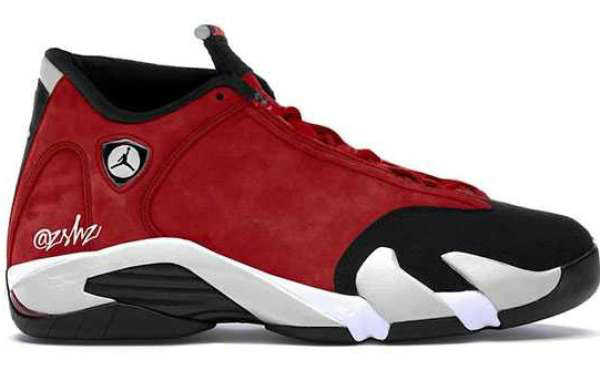 Where To Buy 2020 Wholesale Cheap Nike Air Jordan 14 Gym Red 487471-006