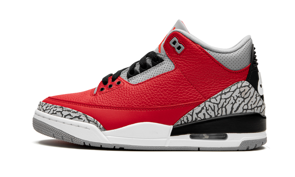 Where To Buy 2020 Wholesale Cheap Nike Air Jordan 3 Red Cement