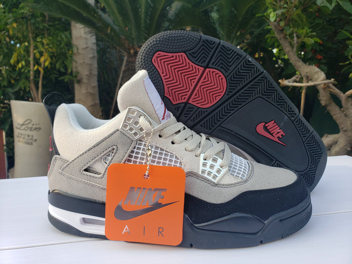 Where To Buy 2020 Wholesale Cheap Nike Air Jordan 4 Cool Grey Black