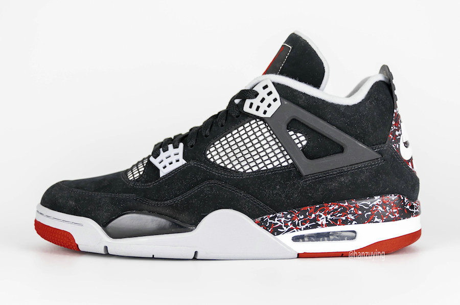 Where To Buy 2020 Wholesale Cheap Nike Air Jordan 4 Splatter