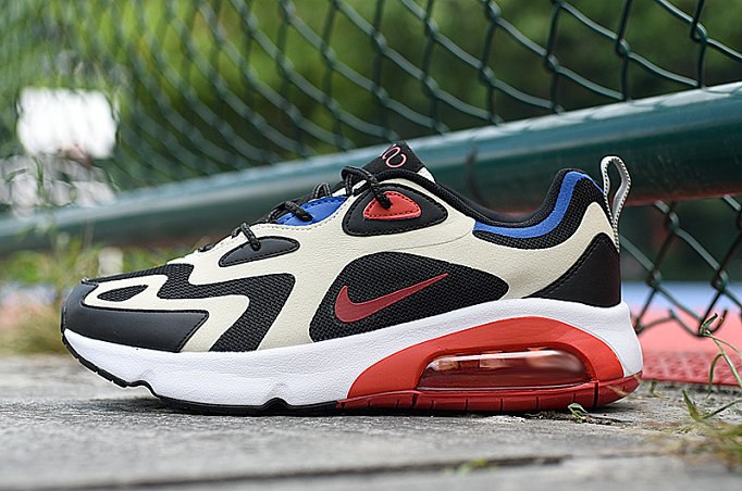Where To Buy 2020 Wholesale Cheap Nike Air Max 200 Team Gold University Red AQ2568-700