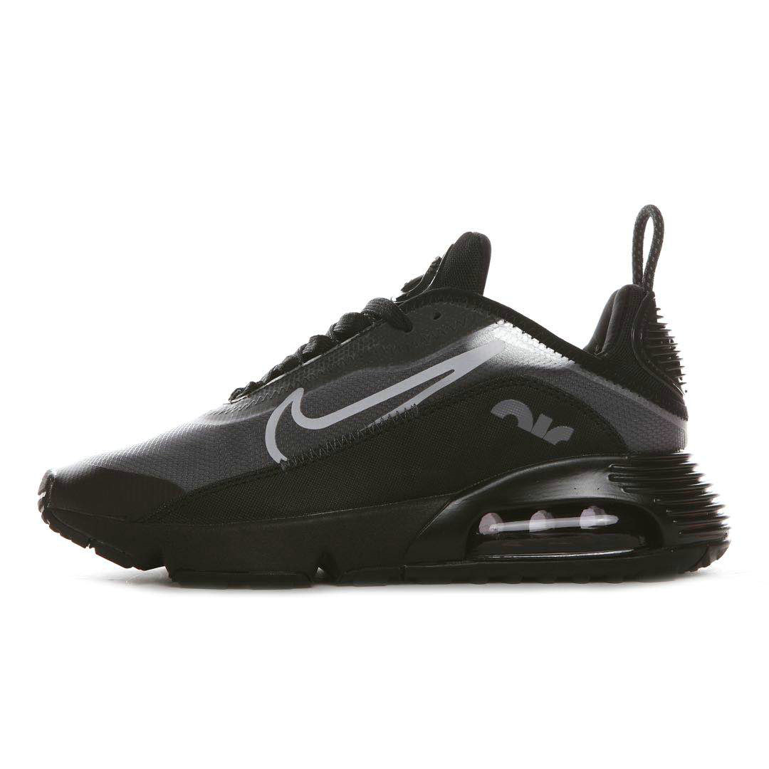 Where To Buy 2020 Mens Wholesale Cheap Nike Air Max 2090 Black Wolf Grey-Anthracite-White BV9977-001