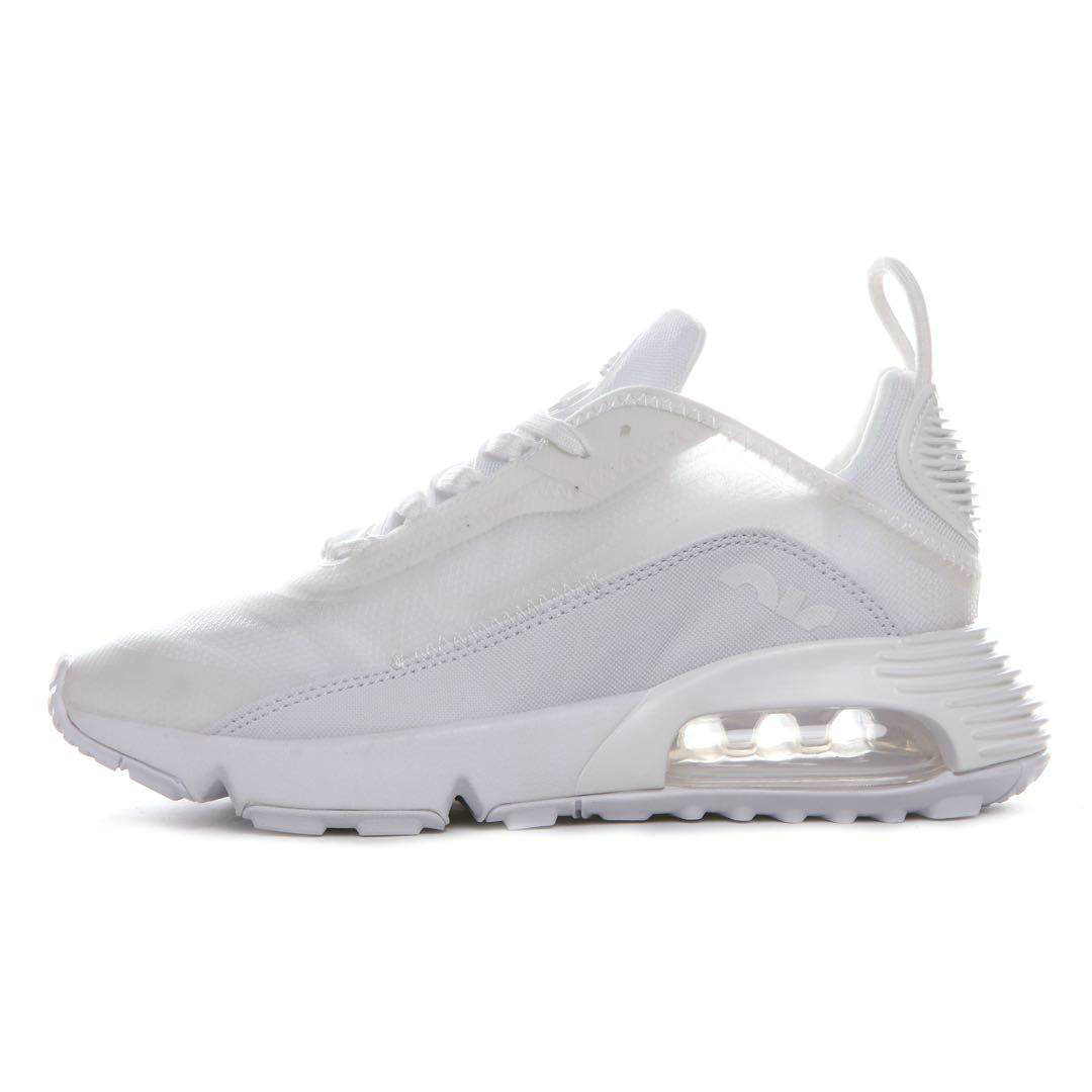 Where To Buy 2020 Mens Wholesale Cheap Nike Air Max 2090 White Silver CT7698-008