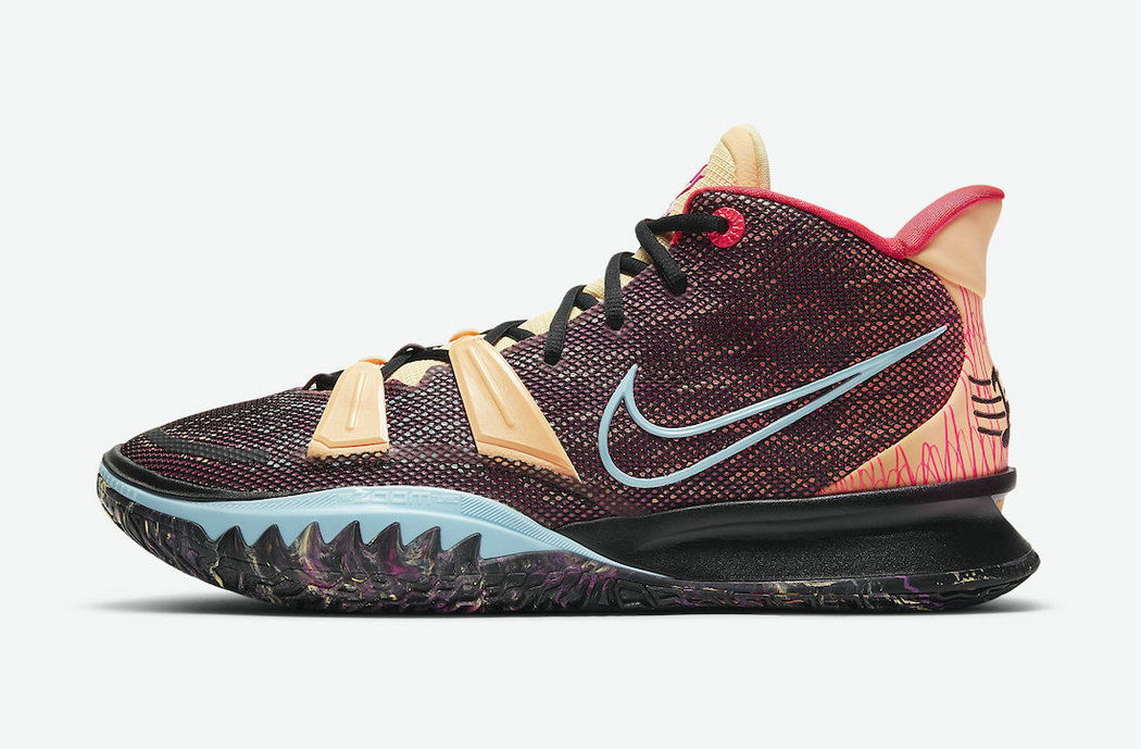 Where To Buy 2021 Wholesale Cheap Nike Kyrie 7 Soundwave DC0589-002