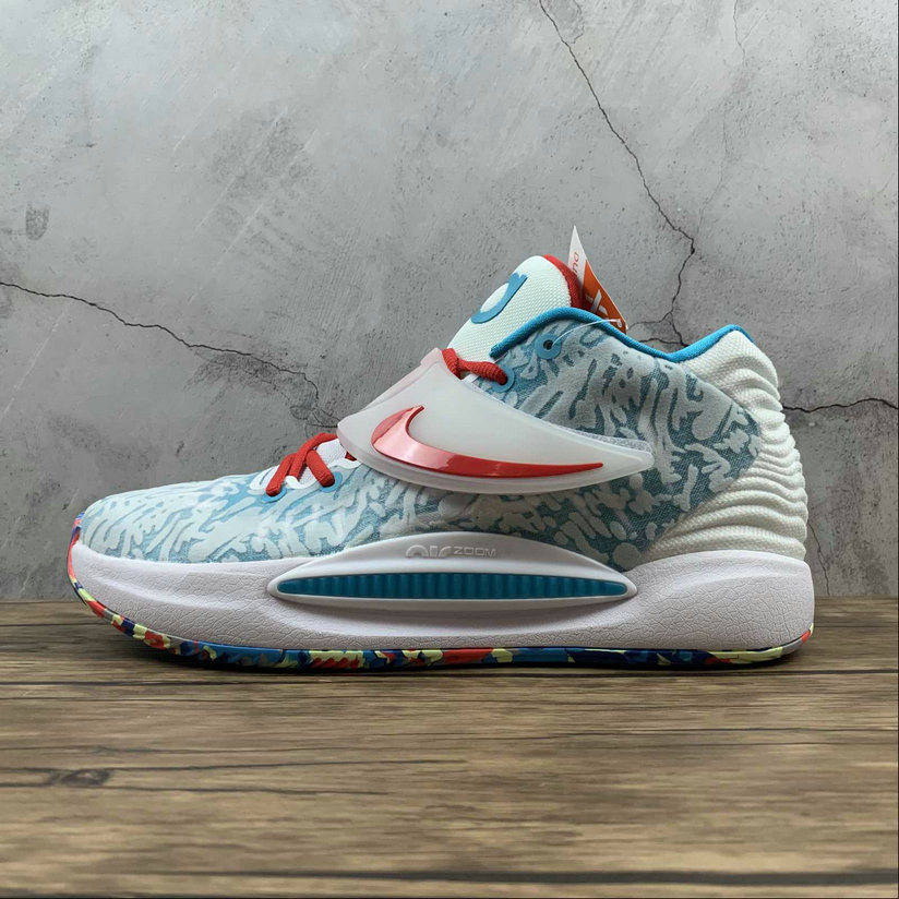 Where To Buy 2021 Cheapest Nike KD14 EP Youth Elite CZ0170-900