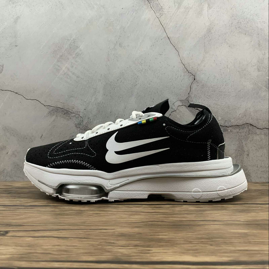Where To Buy 2021 Cheapest Nike Zoom Type N.354 Black White Particle Grey DB2622-001