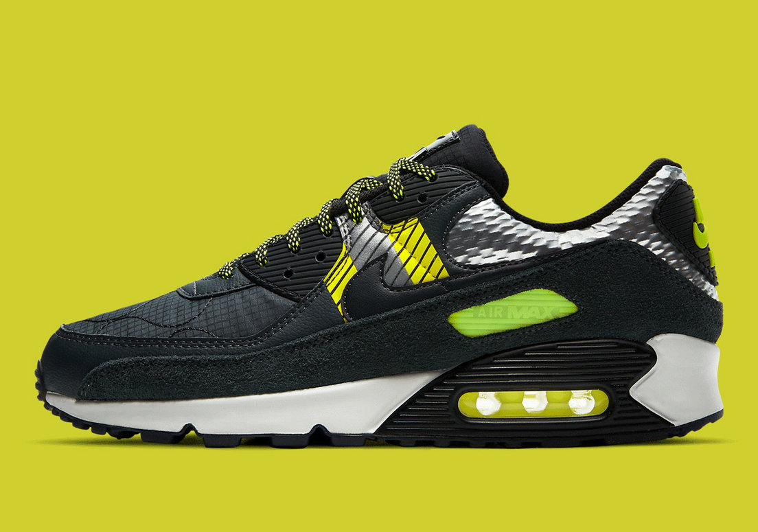 Where To Buy 2022 Wholesale Cheap 3M Nike Air Max 90 Winter CZ2975-002