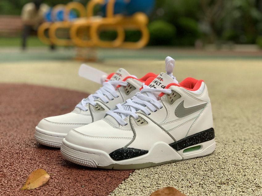 Where To Buy 2022 Wholesale Cheap Nike Air Flight 89 Pink White CU0050-101