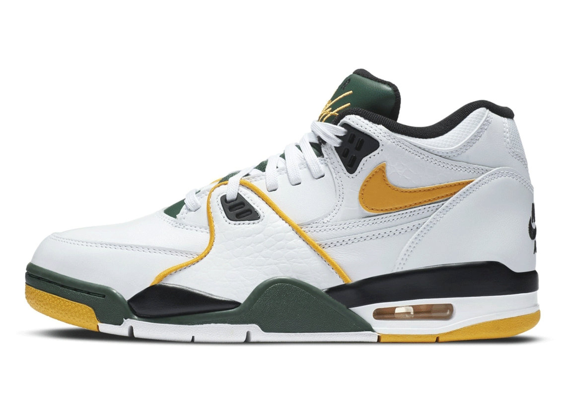 Where To Buy 2022 Wholesale Cheap Nike Air Flight 89 Seattle Supersonics CN0050-100