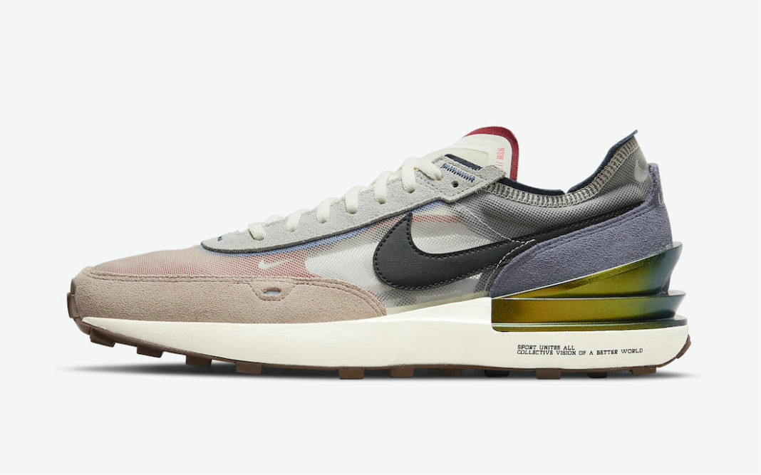 Where To Buy 2022 Wholesale Cheap Nike Waffle One The Great Unity DM5446-701