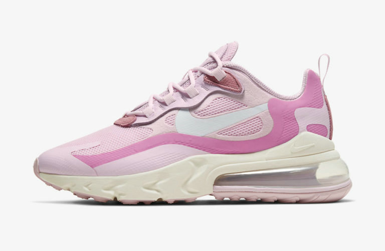 Where To Buy 2022 Wholesale Cheap Womens Nike Air Max 270 React Rose Pink CZ0364-600