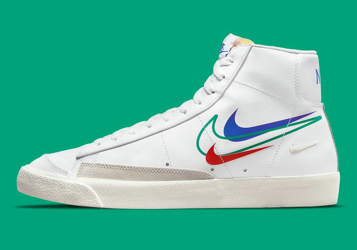 Where To Buy 2022 Wholesale Cheap Womens Nike Blazer Mid 77 Summer Of Sport DN7996-101
