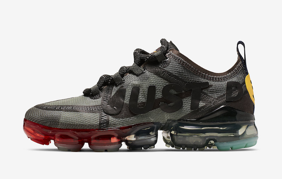 Where To Buy Cheap Cactus Plant Flea Market x Nike Air VaporMax 2019 Green Mist Light Beige-Chalk CD7001-300