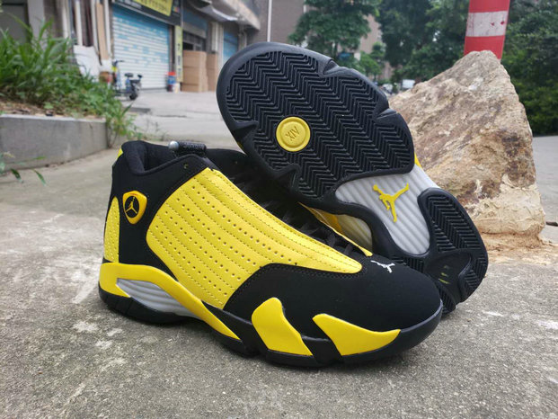 Where To Buy Cheap Nike Air Jordan 14 Retro Bumblebee